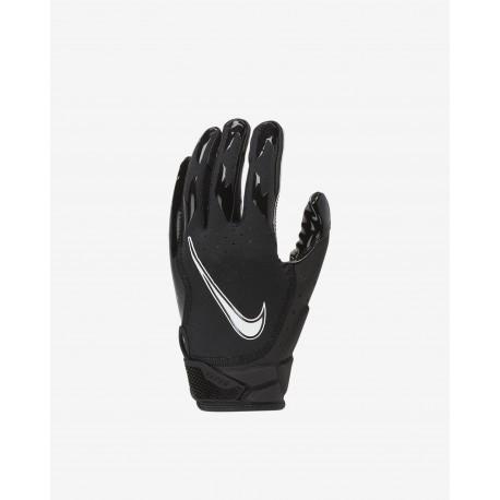Gants de football américain Nike Vapor Jet 6 noir