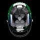 Casque SCHUTT AIR XP Pro VTDII intérieur