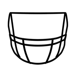Grille RIDDELL S2B-SP