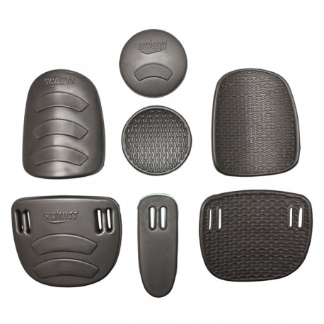 Kit de protections Skill Players, HD pad set Schutt