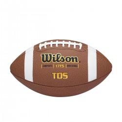 Ballon de football américain Wilson TDS COMPOSITE 1715