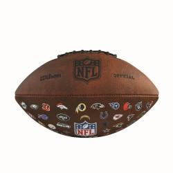 Ballon Wilson composite NFL 32 Team Logo