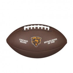 Ballon Wilson NFL Licensed Chicago Bears