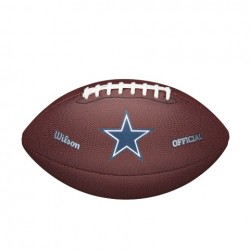 Ballon Wilson NFL Licensed Dallas Cow-Boys