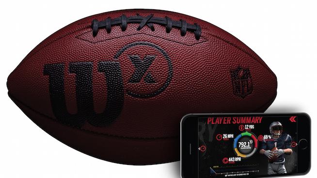 Ballon compétition football américain